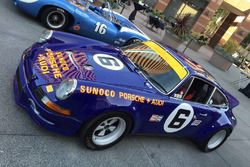 1973 Porsche 911 RSR shared by George Follmer and Mark Donohue
