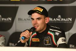 Pole position pour #19 GRT Grasser Racing Team, Lamborghini Huracan GT3: Luca Stolz