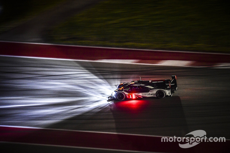 1. LMP1: #1 Porsche 919: Timo Bernhard, Mark Webber, Brendon Hartley
