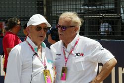 Claudio Berro, Leopard Racing and Claudio Bortoletto, Mulsanne Racing.