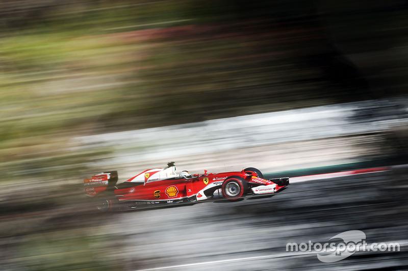 8. Sebastian Vettel, Ferrari SF16-H