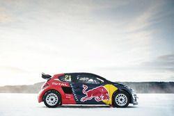 El auto de Timmy Hansen