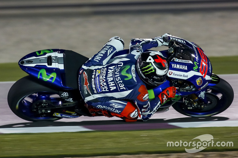 Lorenzo, con el campeonato en mente