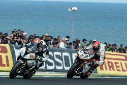 Хорди Торрес, Althea BMW Team и Леон Камьер, MV Agusta