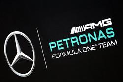 Mercedes AMG F1 Team logo