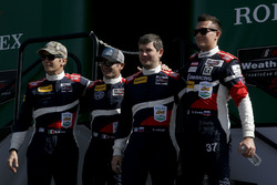 #37 SMP Racing BR01 Nissan : Maurizio Mediani, Nicolas Minassian, Mikhail Aleshin, Kiriil Ladygin