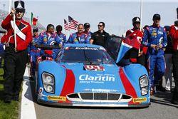 #01 Chip Ganassi Racing Riley DP Ford : Lance Stroll, Alexander Wurz, Brendon Hartley, Andy Priaulx