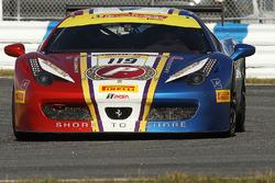 #119 Ferrari of Long Island Ferrari 458CS: Chris Cagnazzi