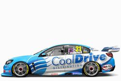 Tim Blanchard's Brad Jones Racing V8 Supercar