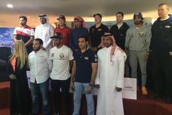 المُؤتمر الصحفي لرالي قطر الدولي 2016