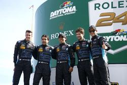 #007 TRG-AMR Aston Martin GT3 : Santiago Creel, Antonio Perez, Ricardo Perez De Lara, Lars Viljoen