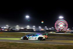 #21 Konrad Motorsport Lamborghini Huracan GT3: Emanuele Busnelli, Jim Michaelian, Joseph Toussaint