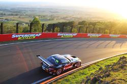 #63 Erebus Motorsport Mercedes SLS AMG GT3: Maro Engel, Bernd Schneider, Austin Cindric
