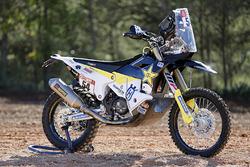 Мотоцикл Husqvarna FR 450 Rally Эндрю Шорта