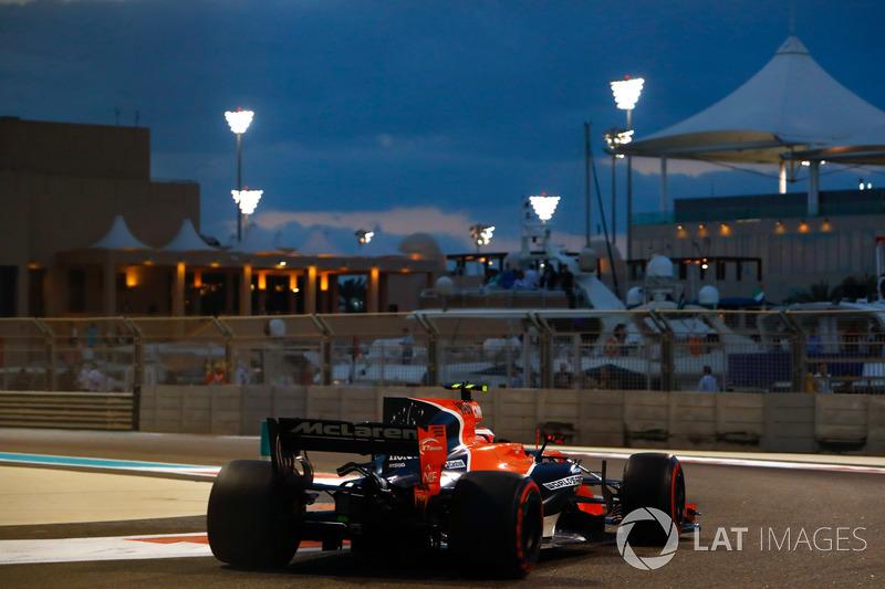 12. Стоффель Вандорн, McLaren
