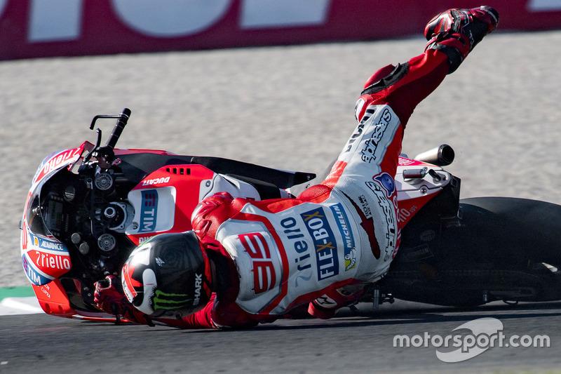 Musim terburuk di MotoGP