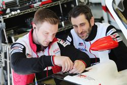 Toyota Gazoo Racing crew members
