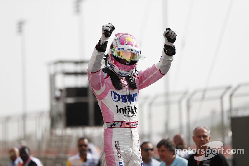 Maximilian Günther était ravi de la deuxième place pour son premier week-end