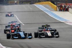 David Beckmann, Jenzer Motorsport,Simo Laaksonen, Campos Racing