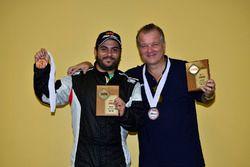 FARA MP1B Sprint Third-Place Lino Fayen and Juan Fayen of Formula Motorsport