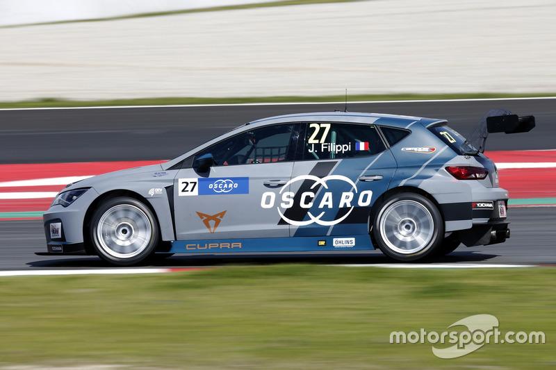 Team Oscaro by Campos Racing – SEAT Léon Cupra TCR