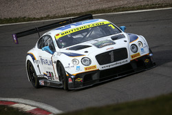 #1 Team Parker Racing Bentley Continental GT3: Rick Parfitt Jr., Ryan Ratcliffe