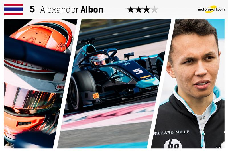 Alexander Albon - 22 yaş