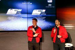Thed Björk, Yvan Muller, Yvan Muller Racing