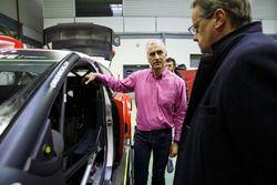 Didier Clément, Teknik Kordinatör, Citroen Racing medya ile