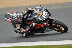 David Perret, Honda
