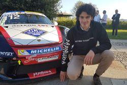 Alessio Rovera, Tsunami RT, con la sua Porsche 911 GT3 Cup