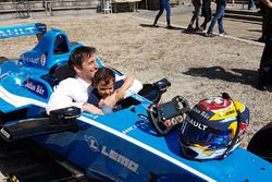Pascal Derron, CEO, Swiss E-Prix Operations AG
