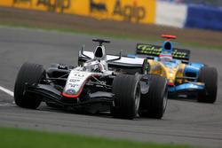 Juan Pablo Montoya, McLaren MP4/20