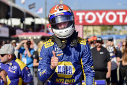 Polesitter Alexander Rossi, Andretti Autosport