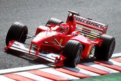 Michael Schumacher, Ferrari F1 2000