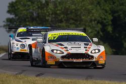 #47 Jetstream Motorsport - Aston Martin Vantage V12 GT3 - Graham Davidson, Maxime Martin