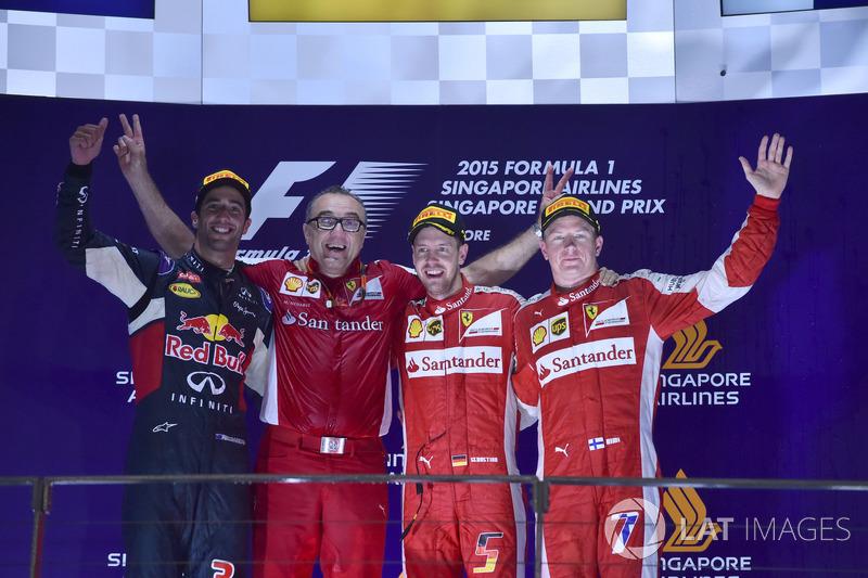 2015, Grand Prix van Singapore