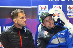 Hodgson, Alex Lowes, Pata Yamaha