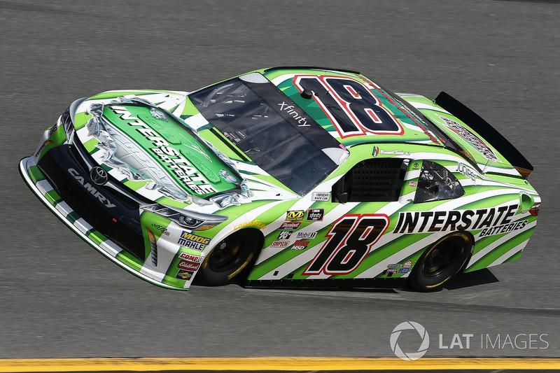 Who Makes Interstate Batteries >> Daniel Suarez Joe Gibbs Racing Interstate Batteries Toyota Camry