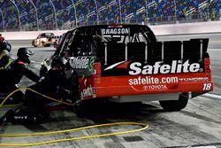 Noah Gragson, Kyle Busch Motorsports, Safelite Autoglass Toyota Tundra