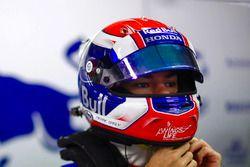 Пьер Гасли, Toro Rosso
