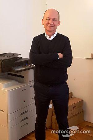 Stephan Oehen, directeur des communications de la société Swiss ePrix Operations