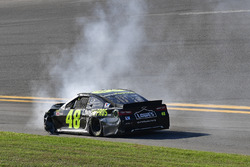 Jimmie Johnson, Hendrick Motorsports Chevrolet Camaro na crash