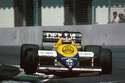 Keke Rosberg, Williams FW10