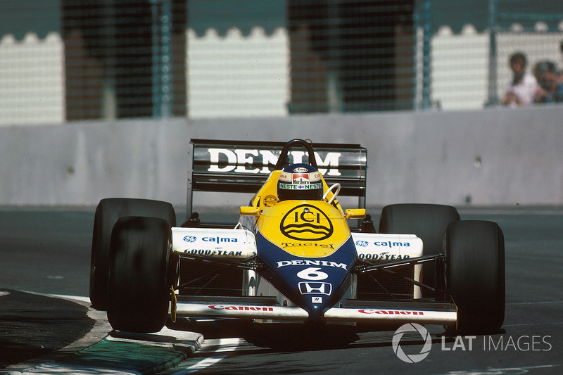1985 : Williams-Honda FW10