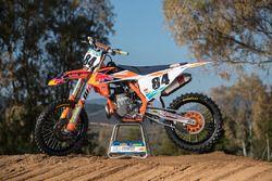 Moto de Jeffrey Herlings, KTM Factory Racing