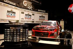 De wagen van Austin Dillon, Richard Childress Racing Chevrolet Camaro