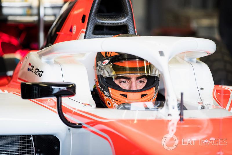 Даниэль де Йонг, MP Motorsport