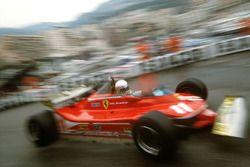 Monaco 1979, Jody Scheckter, Ferrari