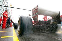 Francia 2003, Michael Schumacher, Ferrari
